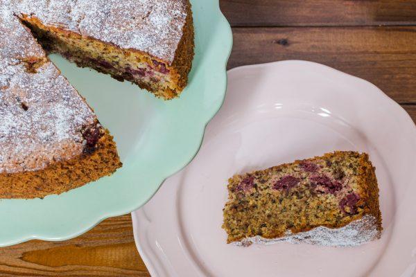 Café hausgemachter Kuchen glutenfrei