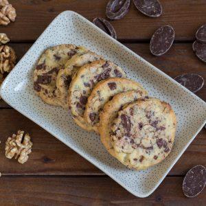 Café hausgemachte Cookies